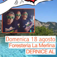 18 agosto 2019 – DJS in Tour alla Merlina